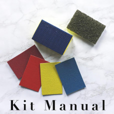Kit pulido manual Magic Renova