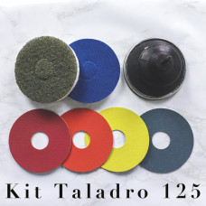 Kit taladro 125