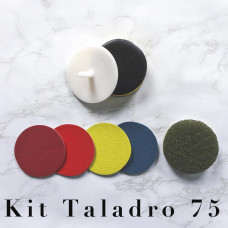 Kit taladro 75