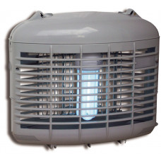 Matainsectos 20 W. ABS gris