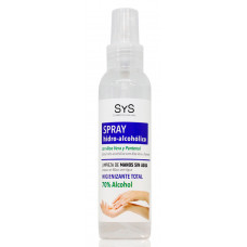 Spray hidroalcohólico 125 Ml.